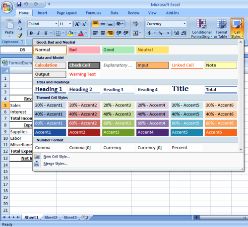 Create Your Own Default Excel Template How To Excel At Excel