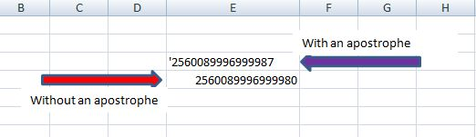 Why Is Excel Changing The Last Digit Of My Number To Zero? - How To