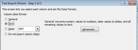 Why Is Excel Changing The Last Digit Of My Number To Zero