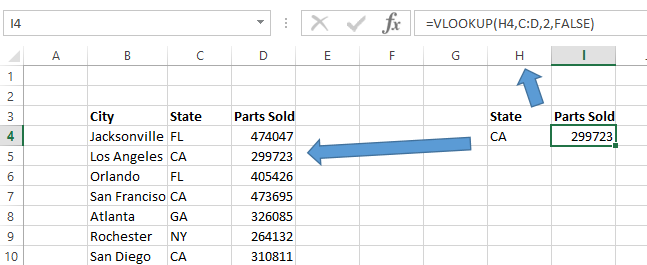 if statement vlookup formula to find multiple matches in excel
