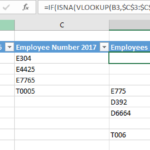 Formula Friday – Find The Missing Values In My Columns Of Data